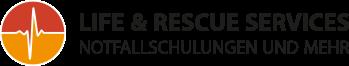 Life & Rescue Services Logo